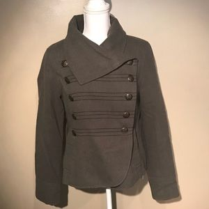 Mossimo military style coat